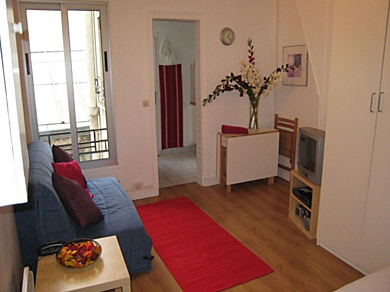 A perfect single bedroom flat for student in paris to rent for Zetapark small room for rent