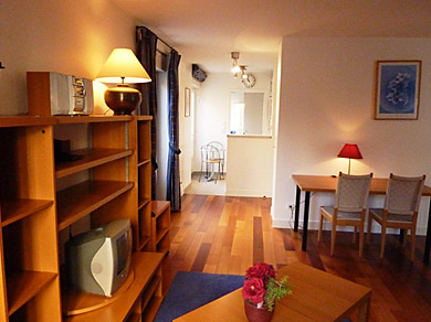 Rent a studio in Bastille