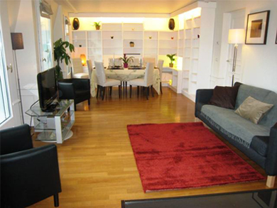 Full Furnished Apartment In Paris 7